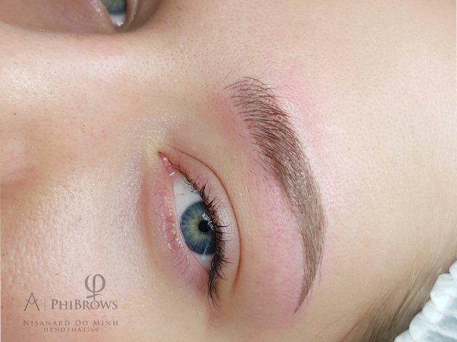 Beautiful 3D eyebrows, lip color, areola, eyeliner tattoo ...